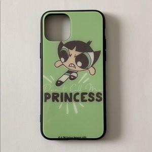The Powerpuff Girls Buttercup iPhone 11 Pro case
